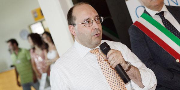 IGV集团首席执行官MATTEO VOLPE先生,出席IGV OPEN DAY 活动。