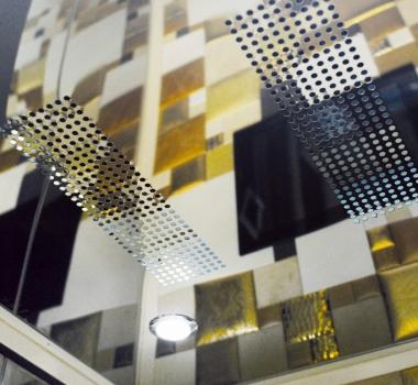 家庭式电梯DOMUSLIFT的空调设备