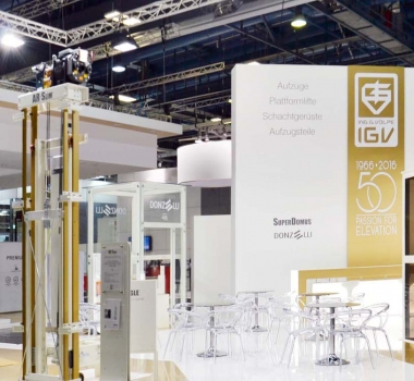 IGV Group 在Interlift 2015